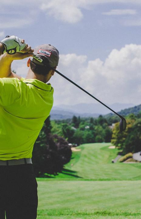 Back to golf program
