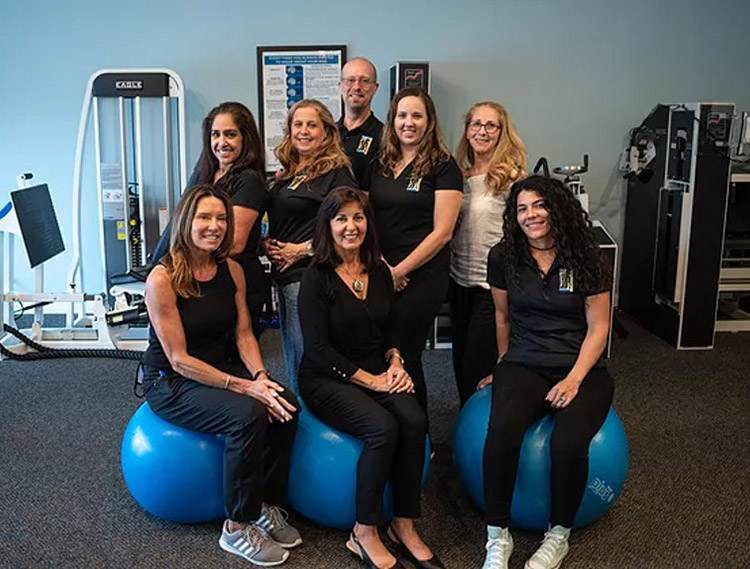Back-to-health-practitioners team
