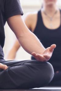 Back to health Yoga Class