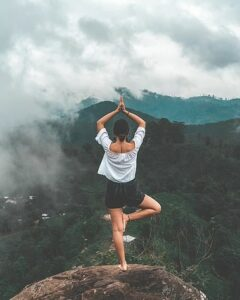 check in to yoga